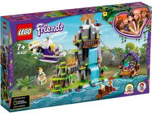 LEGO® Friends 41432 Alpaka Rettung im Dschungel
