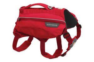 Ruffwear Singletrak Red Currant M