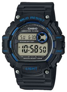 Casio Collection Digital Armbanduhr TRT-110H-2AVEF Vibrationsalarm