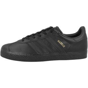 Adidas Gazelle J BY9146 Kinderschuhe, Schwarz, Größe: 38 EU