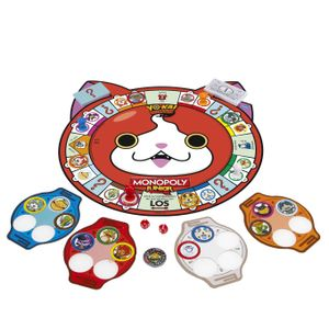 Hasbro Gaming Spiele - Monopoly Yo-kai Watch Junior
