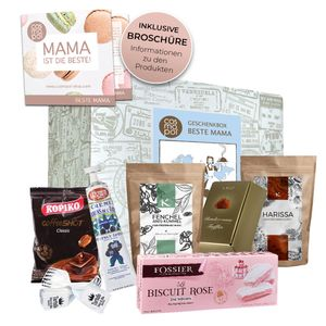 Muttertagsgeschenk Geschenkbox für Mama | Geschenkset für Mütter | besonderes Geburtstagsgeschenk Muttertag Weihnachtsgeschenk | außergewöhnliche Geschenkidee