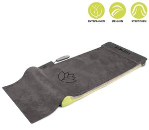 Homedics Stretch + Plus  Stretchingmatte 2.0 Yoga Yogamatte Massage Shiatsu Matte