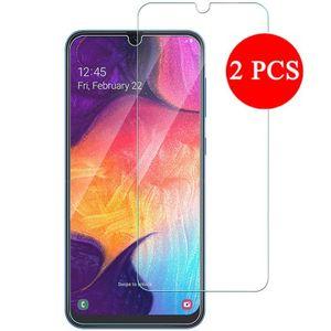 2X Samsung Galaxy A40 2019 Panzerglas Glasfolie Display Schutz Folie Glas Full Screen 9H Hart Echt Glas Displayschutzfolie