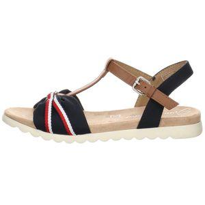 Tom Tailor Kinder Sandalen  Textil blau 33