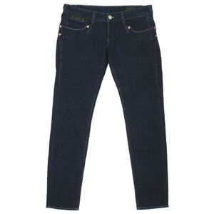 21000 Herrlicher, Piper Slim,  Damen Jeans Hose, Stretchdenim, blue raw, W 29 L 30