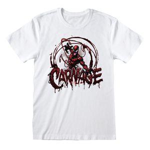 Spider-Man - T-Shirt für Damen PG1041 (L) (Weiß)