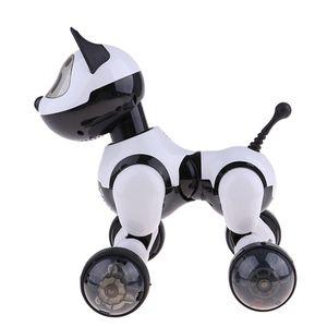 Interaktive Hund Roboterhund Funktionshund Intelligentes Spielzeug, Gute Begleitung für Kinder