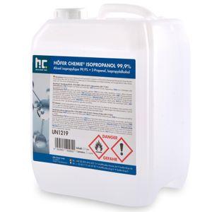 1 x 5 Liter Isopropanol 99,9% in 5 L Kanistern