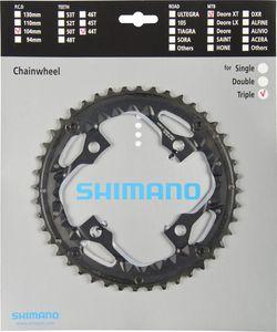 Shimano Deore XT Trekking FC-T780/FC-T781 Kettenblatt AE 10-fach für Kettenschutzring Ausführung 44T