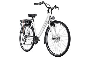 E-Trekking Bike Damen 28'' Optima Comfort Adore 132E, 133E