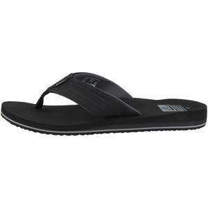 Reef Herren Sandale TWINPIN LUX, Größe Schuhe:44, Farben:black