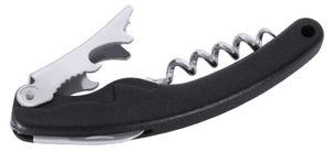 Kellnerkorkenzieher mit ABS-Griff - Länge 12,0 cm