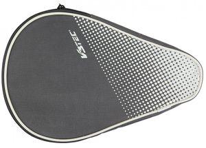 V3TEC Basic Tischtennis Schlägerhülle grau
