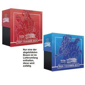 Pokemon SWSH05 Schwert & Schild Kampfstile Top-Trainer Box Deutsche Ausgabe