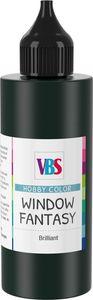 VBS Window Fantasy, 85ml Kontur-Schwarz