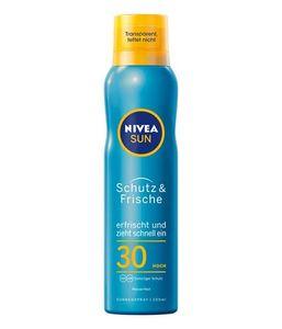 Nivea Sun Protect und Refresh Sonnenspray LSF 30 1 x 200ml