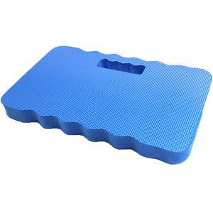 Multifunktions-EVA-Autoreparatur-Knieschoner Dicke rutschfeste Garten-Yoga-Trainingsmatte Blau