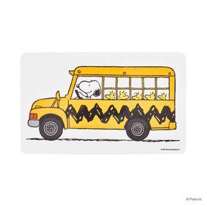BUTLERS PEANUTS Frühstücksbrettchen Bus L 23,3 x B 14,3cm