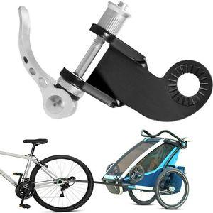 Kupplung für Qeridoo Fahrradanhänger Kinderanhänger Kidgoo Sportrex Speedkid Fahrrad Anhängerkupplung für Kinderanhänger