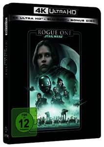 Star Wars ROGUE ONE: A STAR WARS STORY - 4K UHD EDITION (LINE LOOK)