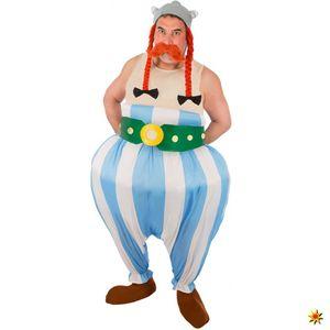 Herren Kostüm Obelix deluxe, Größe:XL