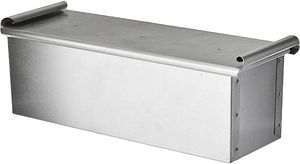 Sambonet Pasticceria Aluminiumüberzug Brotform m.Deckel 30 P0002-P00114-41750-30