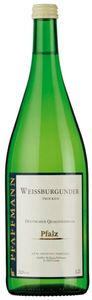 Weingut Pfaffmann Weissburgunder Pfalz QbA trocken 2019 (1 x 1.000 l)