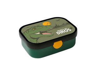 Mepal Brotdose Campus 3.0 Dino, mit Bento-Einsatz