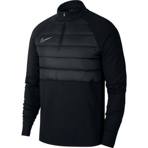 Nike Dri-FIT Academy Drill Training Sweatshirt black/black/reflective silver L