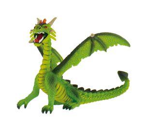 Bully Drache sitzend grün 11cm