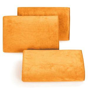 Mikrofaser Handtuch  schnelltrocknend  Badetuch Duschtuch Sporthandtuch AMY  70X140 Orange
