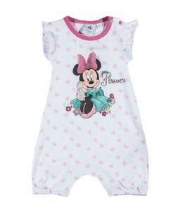 Disney Minnie Babyanzug weiß(3M) (18M weiß)