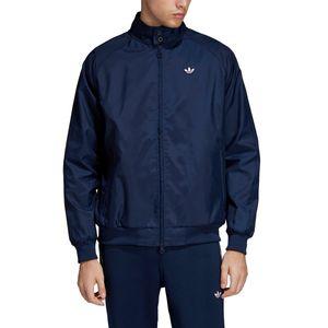 Adidas Originals Harrington DU7844 Größe XXL Herrenjacke In Marineblau Sportjacke für Männer
