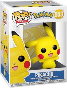 Funko POP! Pokemon #553: 'Pikachu'