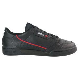 adidas Originals Continental 80 Sneaker Herren Schwarz (G27707) Größe: 36 2/3