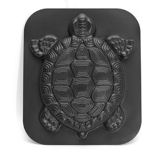 Schalungsform Gießformen Schildkröte Beton und Gips Gartenweg Turtle Schildkröte