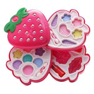Kids Make Up Kit Rollenspiel Kosmetikset Für Kinder Girl Style3 Spielen Farbe Style3