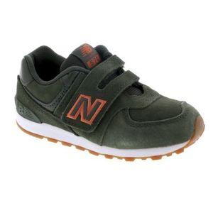 New Balance Jungen Sneakers in der Farbe Grün - Größe 26