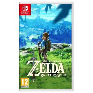 The Legend of Zelda Spiel wechseln