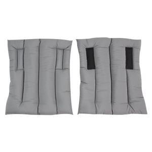 WALDHAUSEN Bandagierkissen für Stall- Wärmegamaschen, grau, M, grau,