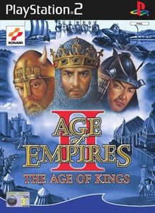 PlayStation2 - Age of Empires 2 (PS2)