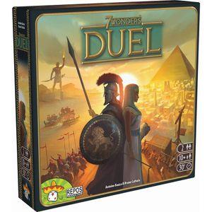 Repos Production Gesellschaftsspiel 7 Wonders: Duell