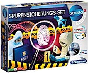 Clementoni Spurensicherungs-Set