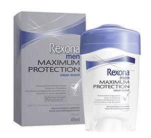Rexona Men Deo Cremestick Maximum Protection Clean Anti-Transpirant, 45ml