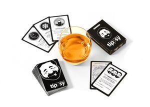 Denkriesen tippsy - The Iconic Drinking Party Game - waterproof - Klattschen (englisch) (+)