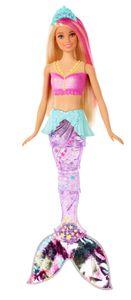 Barbie Dreamtopia Glitzerlicht Meerjungfrau Puppe mit Licht