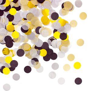 Oblique Unique Papier Konfetti 1000 Stk Tischdeko Geburtstag Party Hochzeit - Mix 2