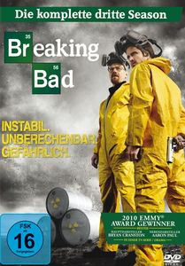 Breaking Bad Die komplette dritte Season (4 Discs)