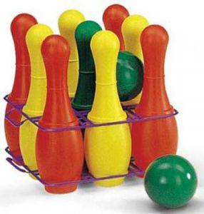 rolly toys Kegelspiel, Maße: 26x25x27 cm; 26 155 0